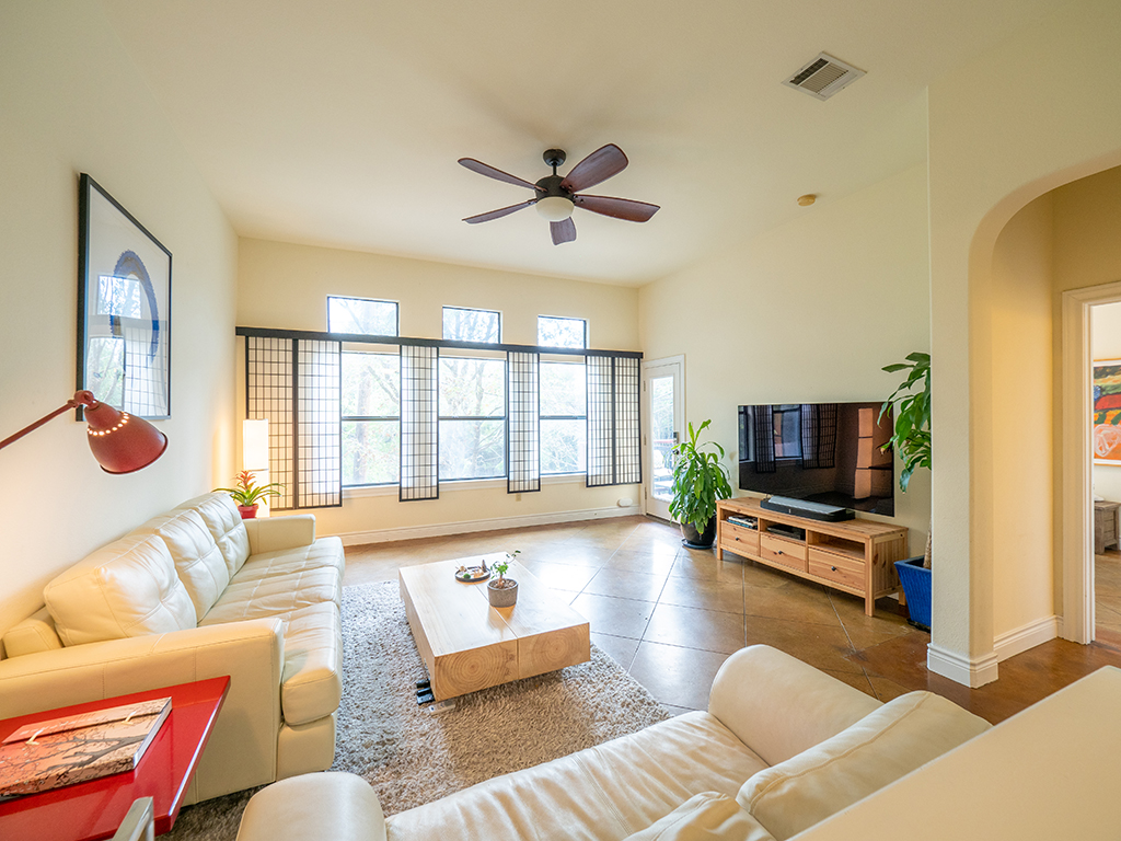 South Austin Three Bedroom House